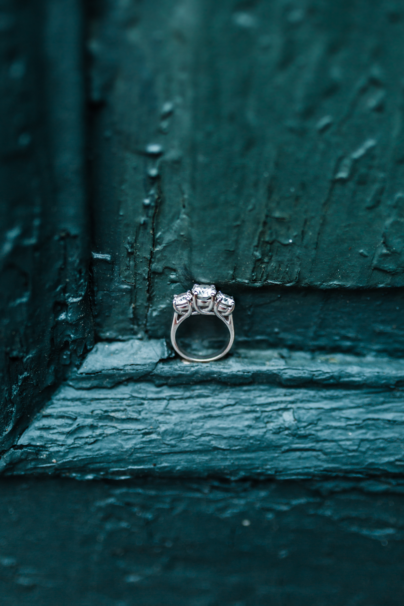 three stone engagement ring inspo