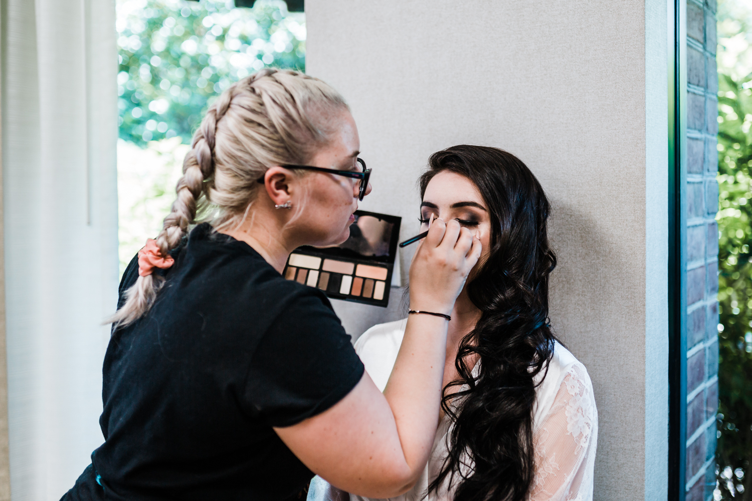 best bridal make-up and hair in maryland - pins-n-brushes