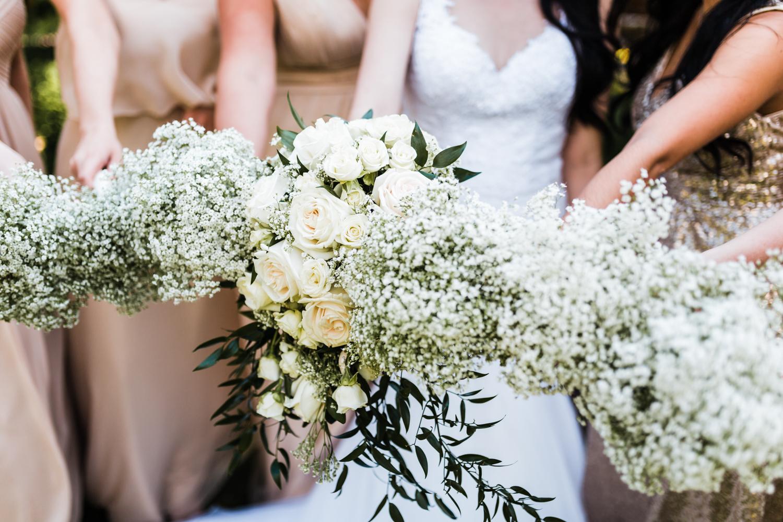 bridal bouquet - annapolis md wedding
