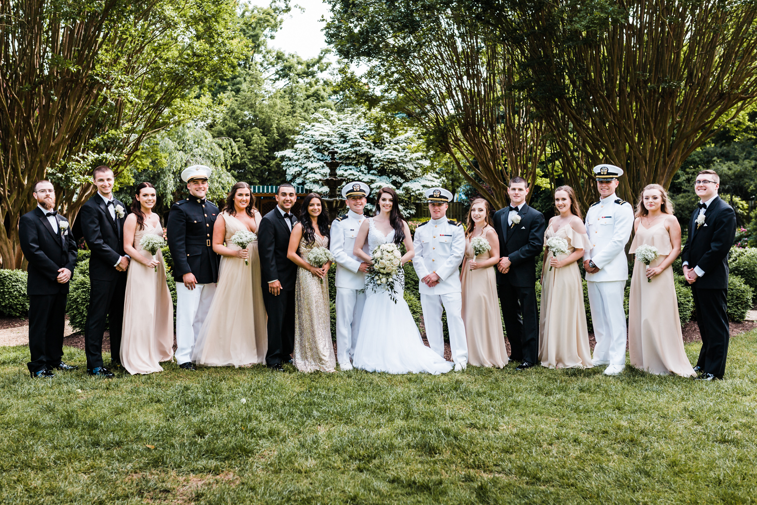 best husband and wife photo and video team in Annapolis, MD for weddings