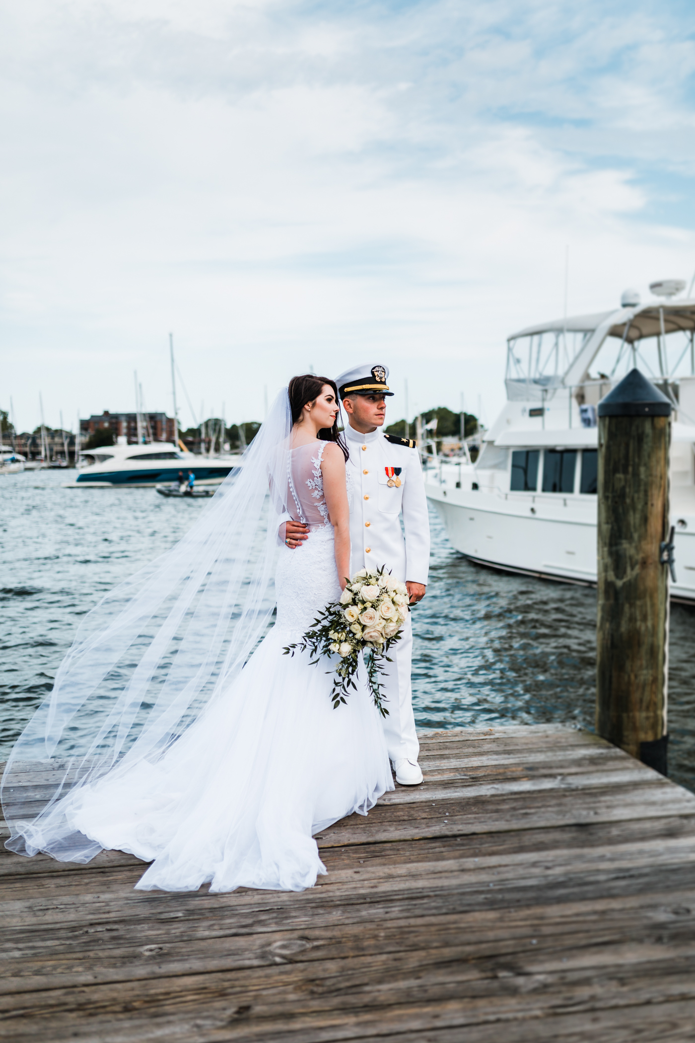 best photographer and cinematographer husband and wife team in Maryland - Annapolis