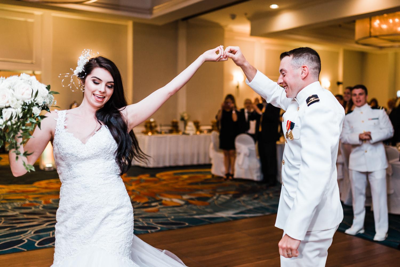 bride and groom intros annapolis wedding venues