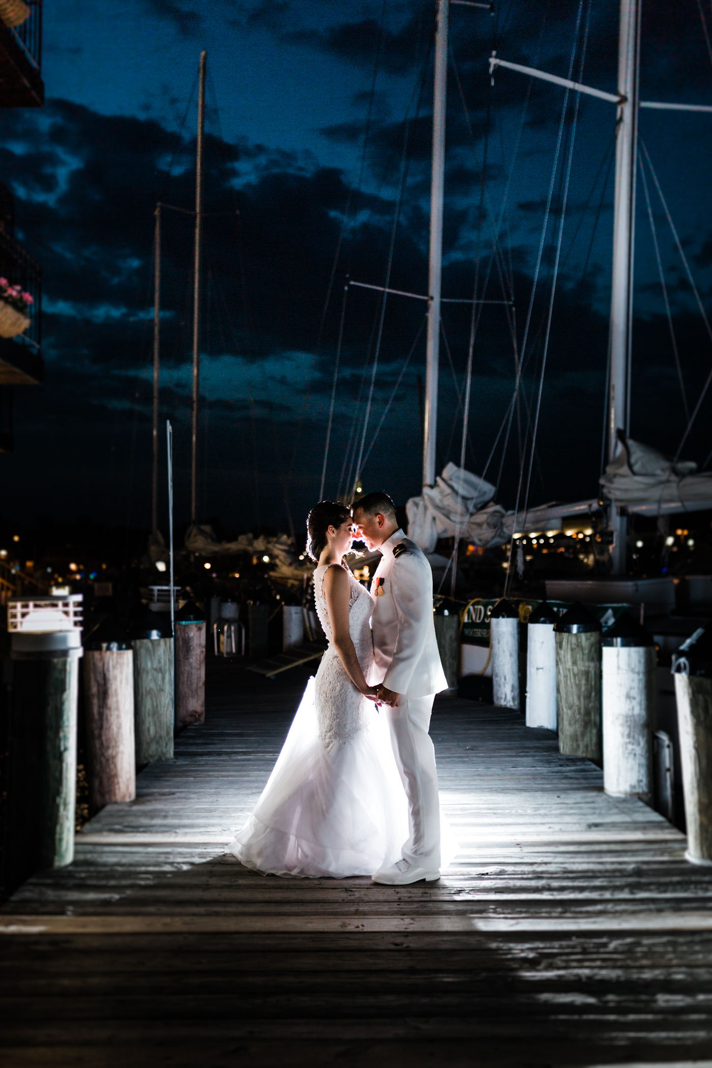 best husband and wife photo and video team in Maryland for weddings and engagements