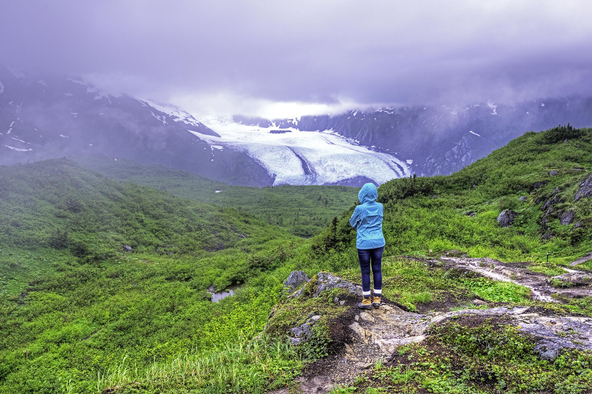 Portage Glacier, Kenai Peninsula