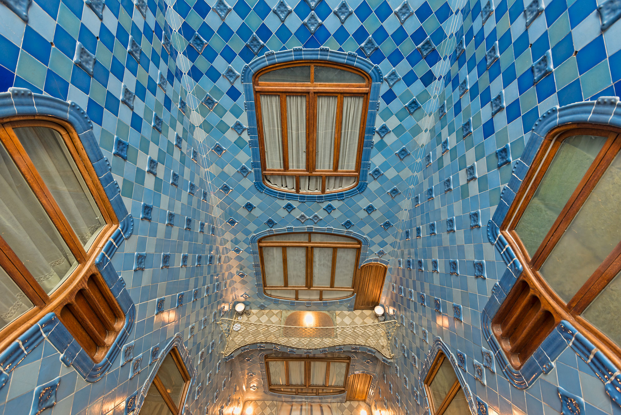 A peek inside Gaudi's Casa Batlló