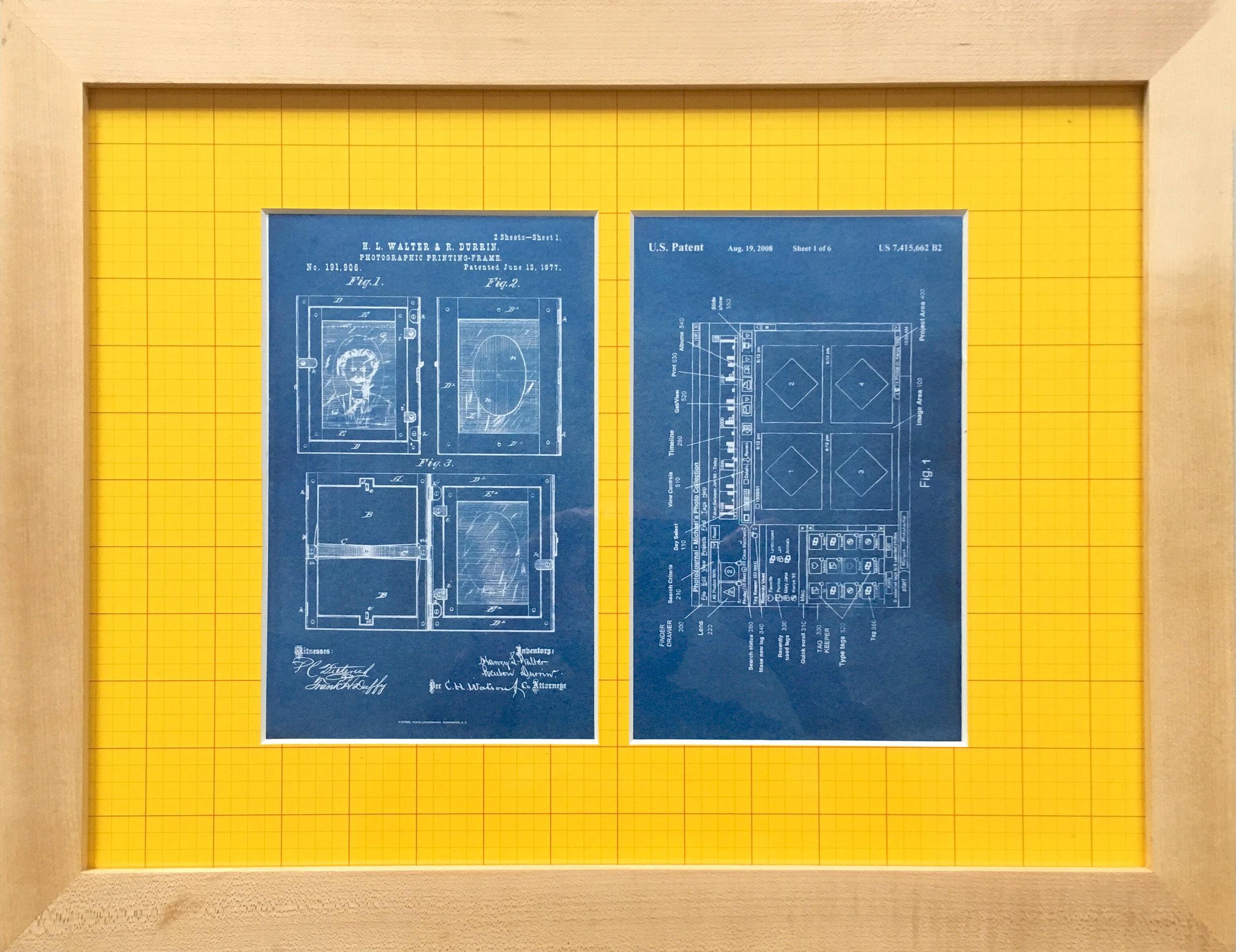 Cyanotype Patent © DE Todd  www.detodd.com