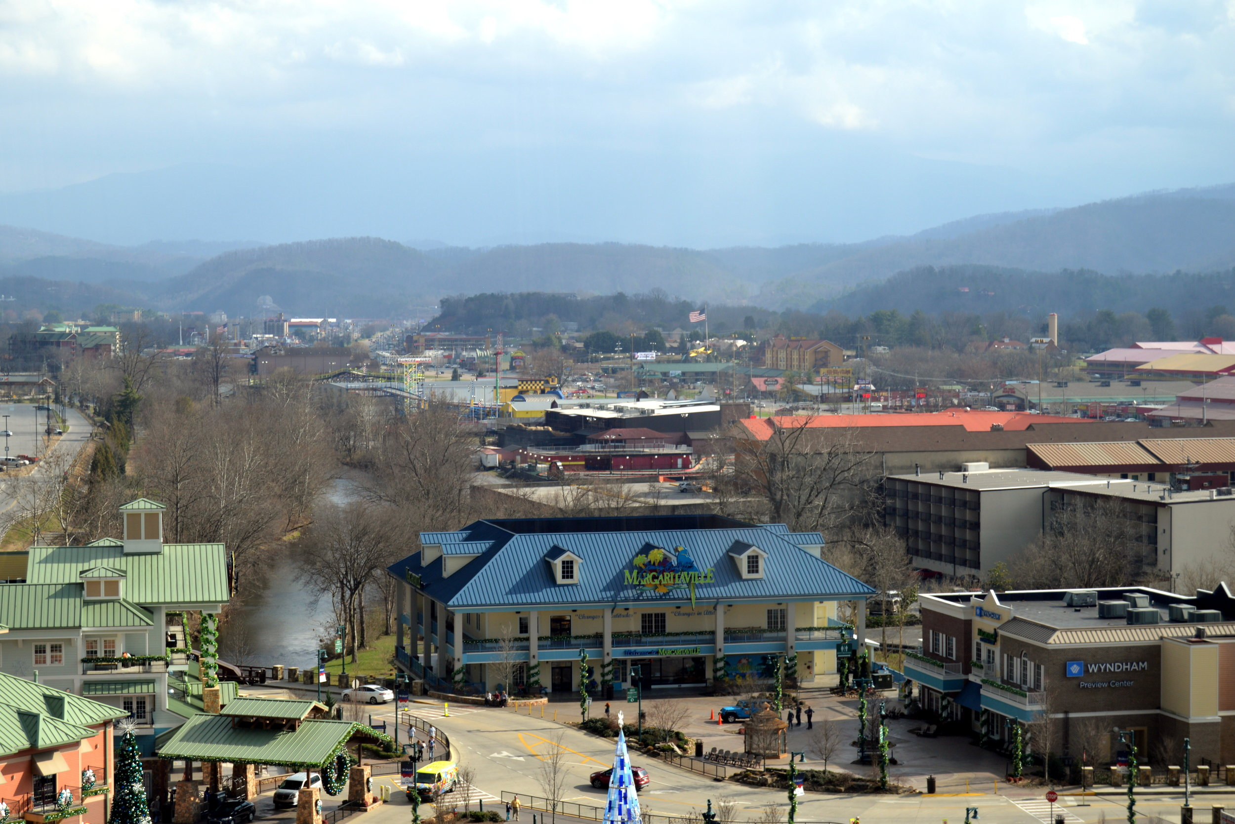 The Island at Pigeon Forge provides abundant opportunities for entertainment and relaxation.