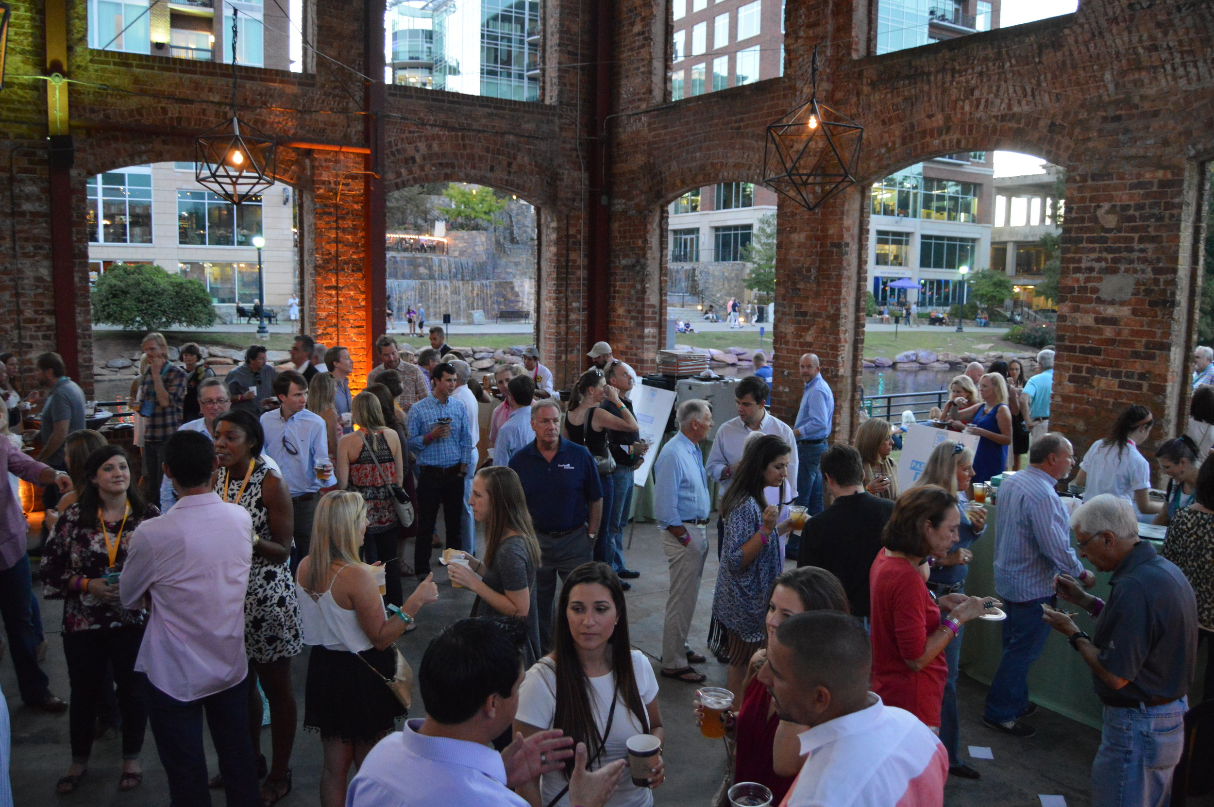 Euphoria Greenville - Food, wine and music come together each September in Downtown Greenville, South Carolina to create