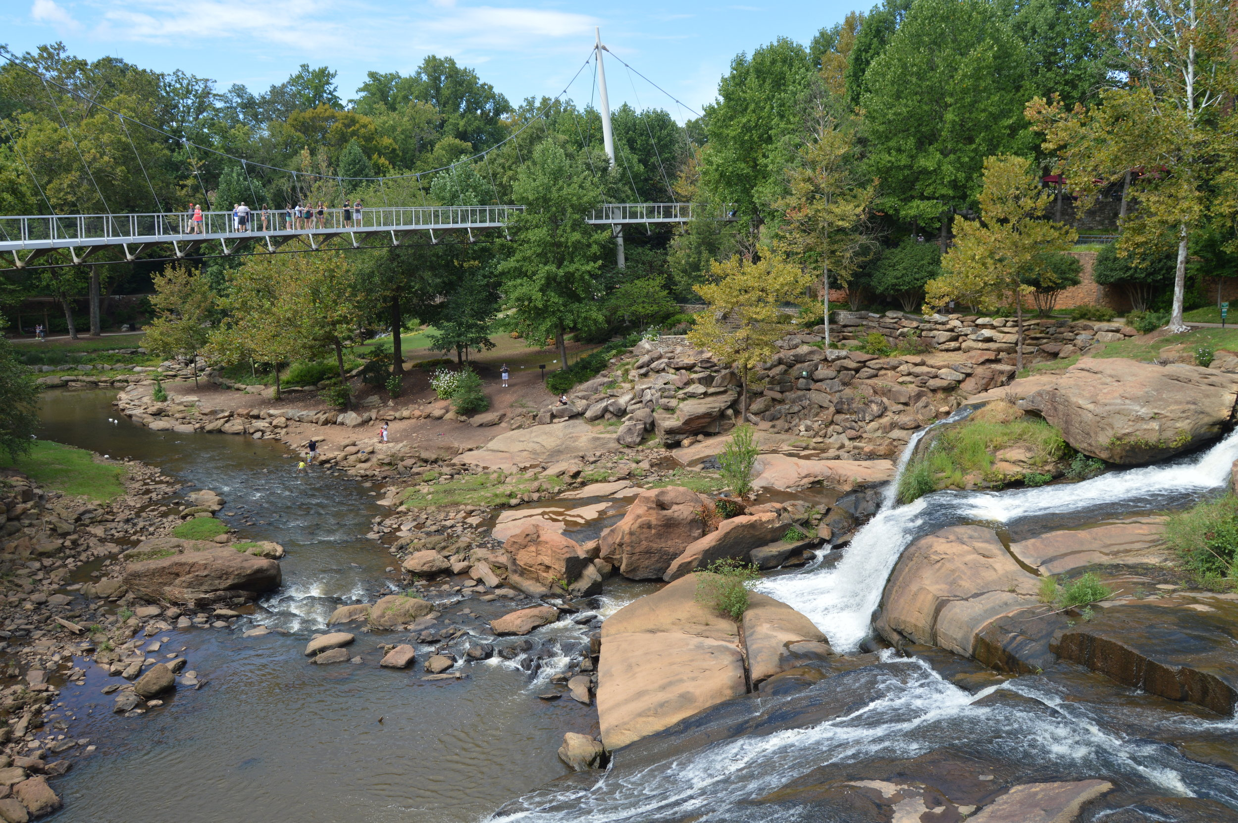 Greenville, South Carolina, home to Reedy River Falls and the Liberty Bridge, is about to get a taste of New Orleans as Euphoria throws a Big Easy Bash.