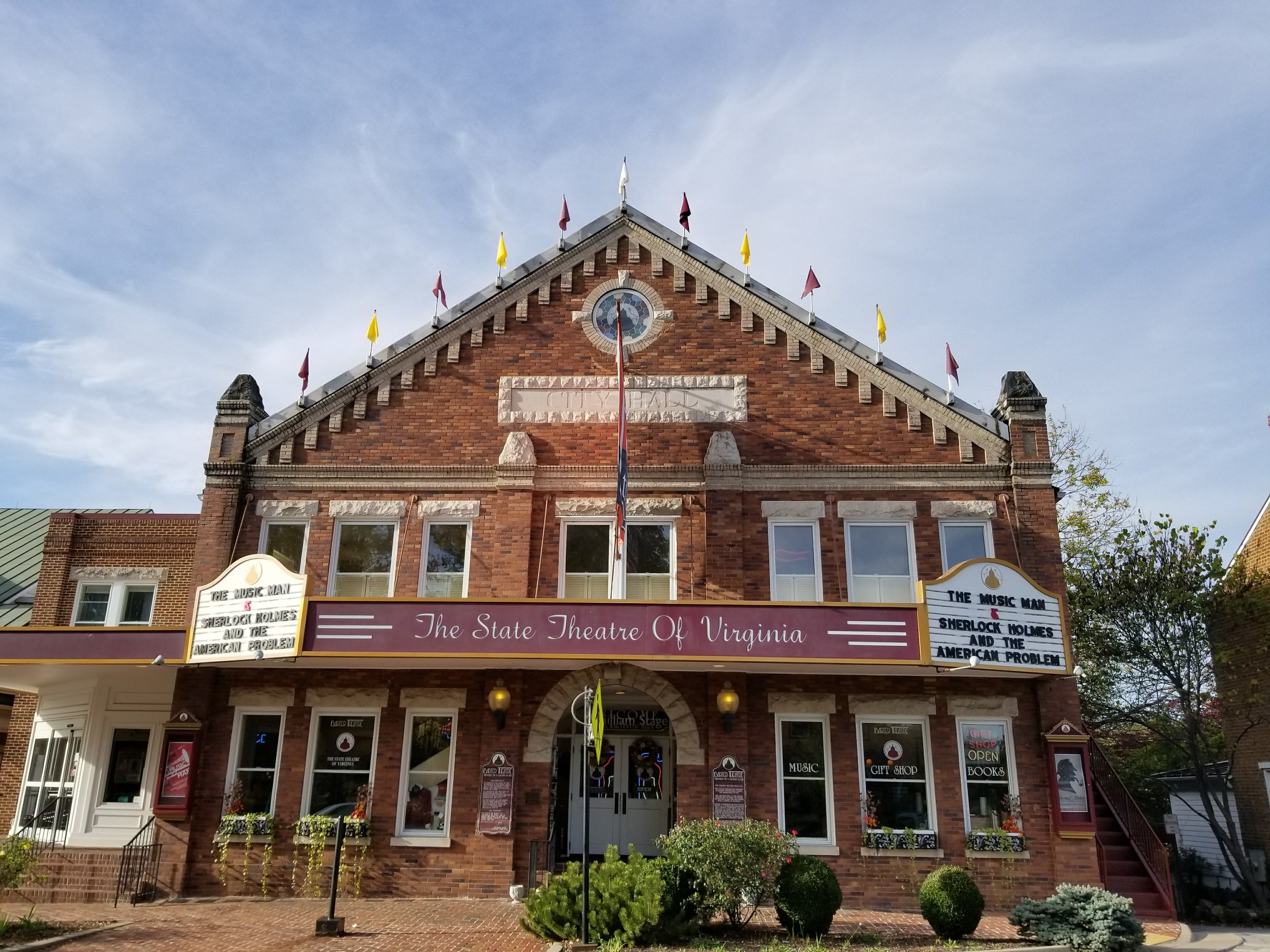 The Barter Theater is the state theater of Virginia. It is the longest running professional theater in the country.