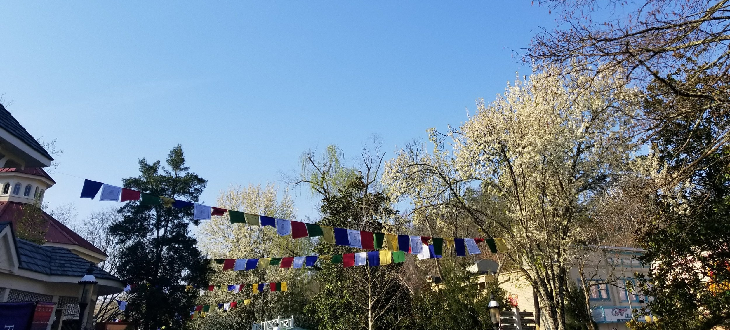Dollywood's Festival of Nations runs through April 9th