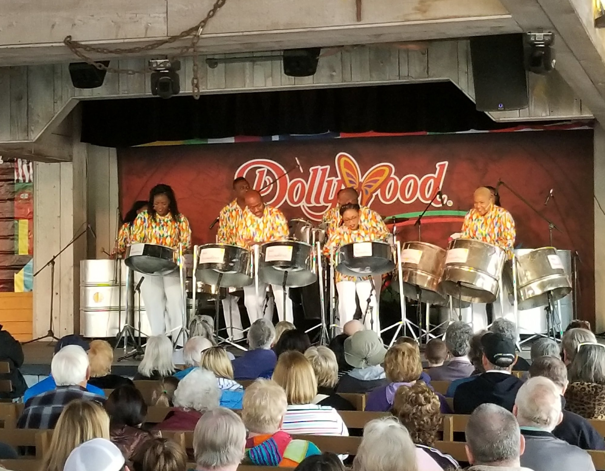 The Invaders Steel Orchestra