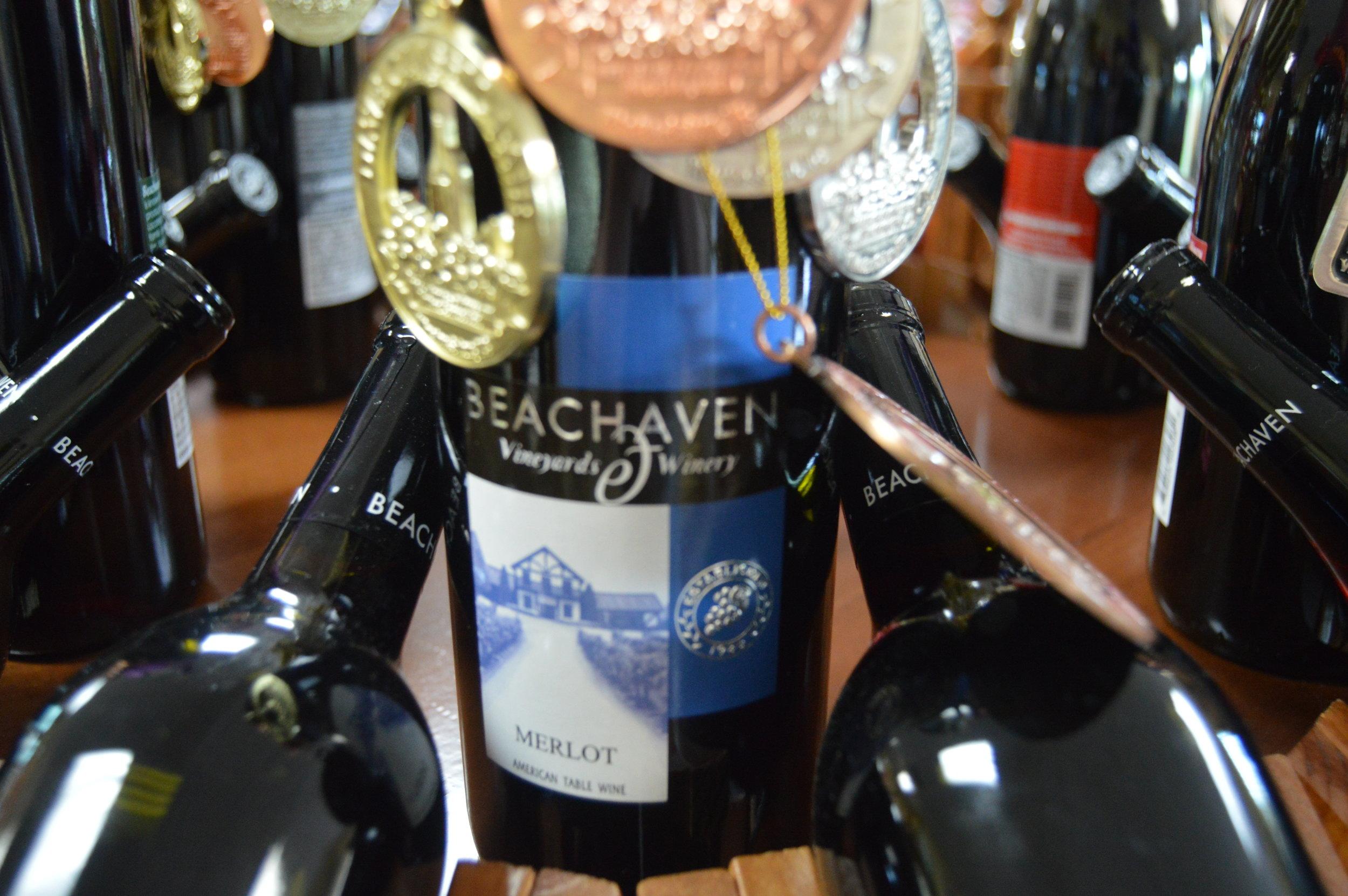 Beachaven Wine Awards