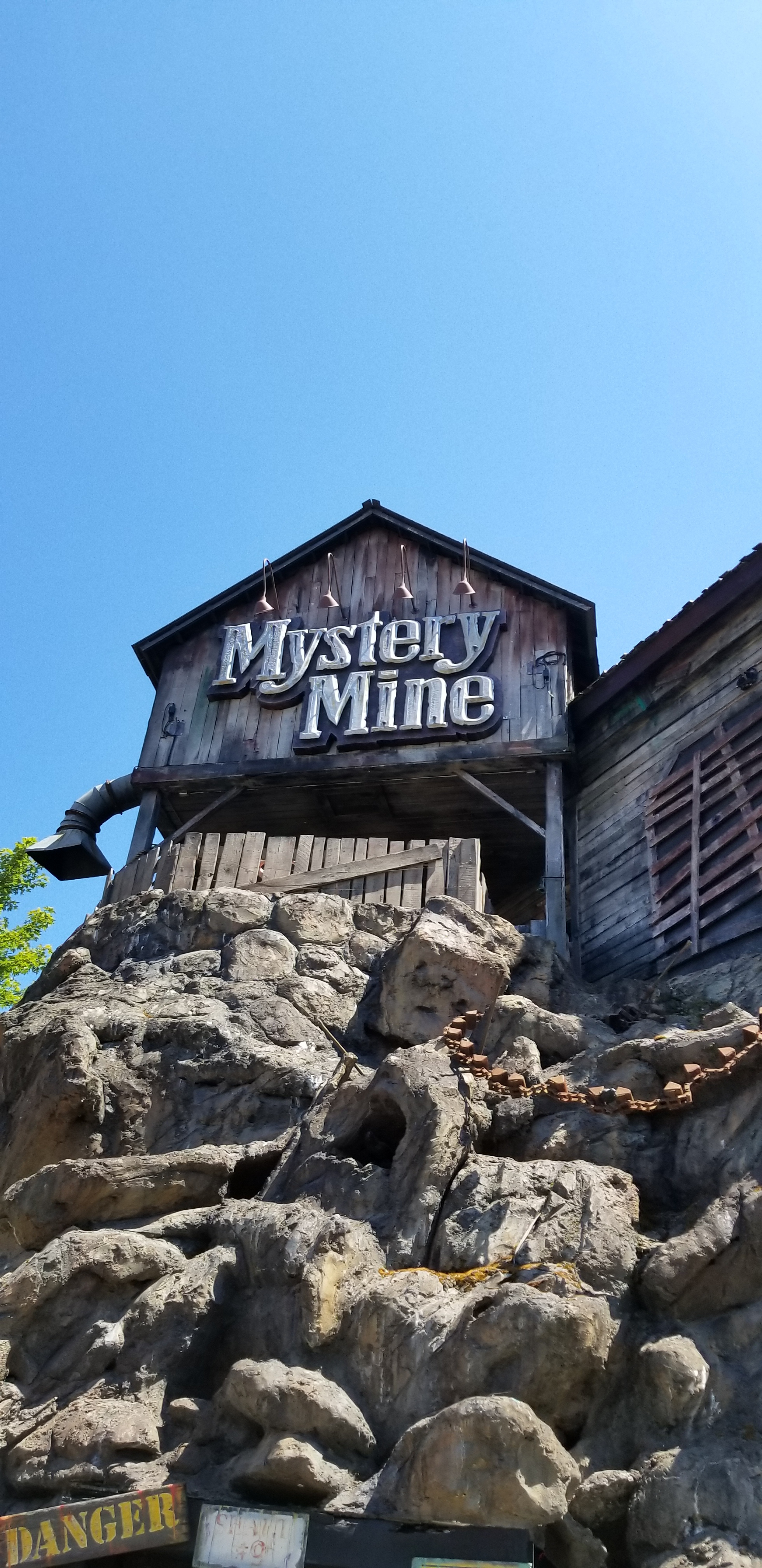 Mystery Mine is one of those rides that's hard to describe, but with longer park hours, take a ride on it night for a truly unique experience.