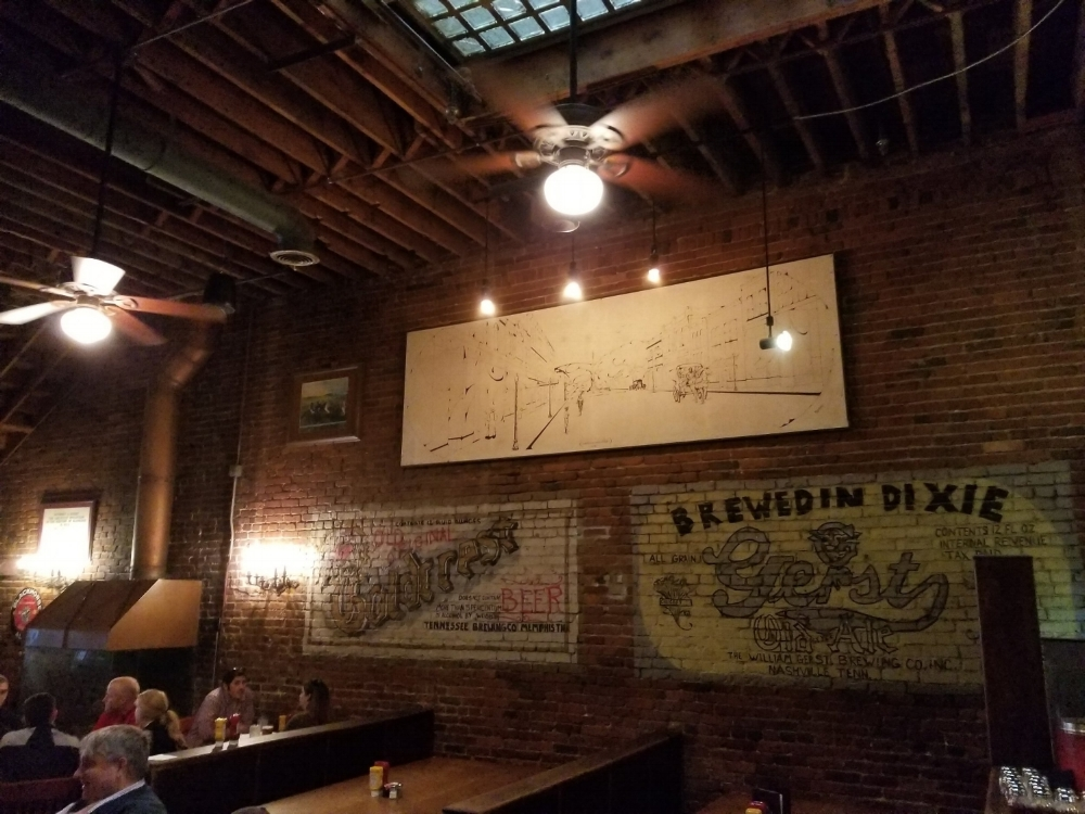 The Blackhorse Pub and Brewery is part of the growing dining scene in Downtown Clarksville.