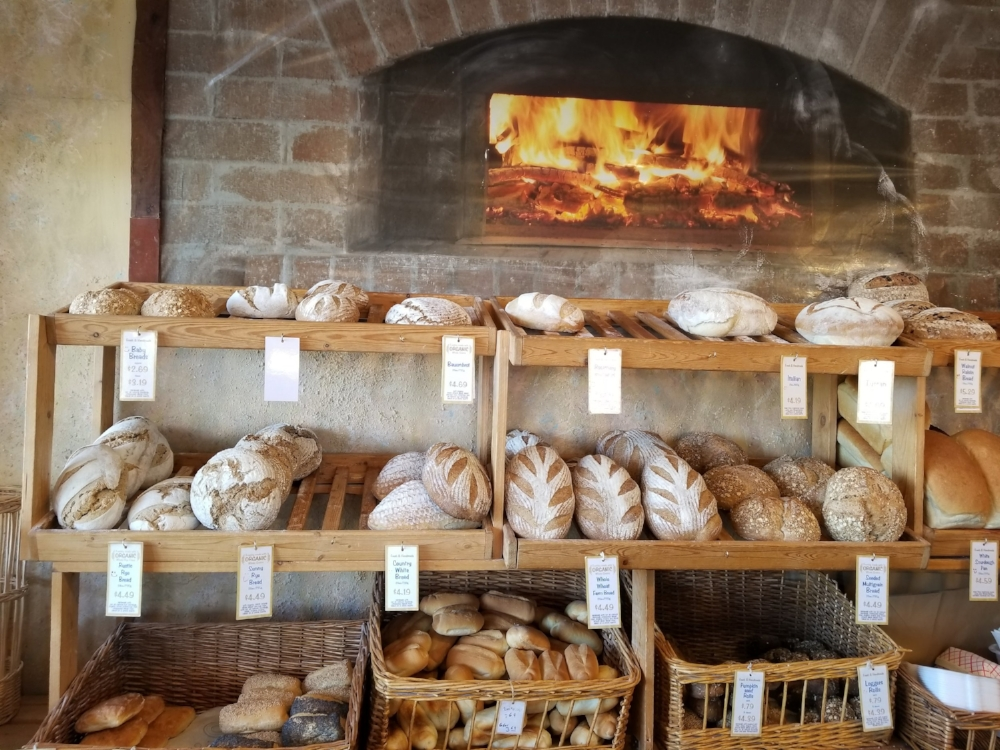 Silke's Olde World Bread Bakery and Cafe offers a wide selection of baked goods you won't find just anywhere.