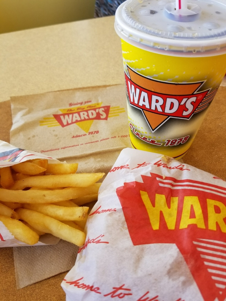 Wards Burgers and Root Beer