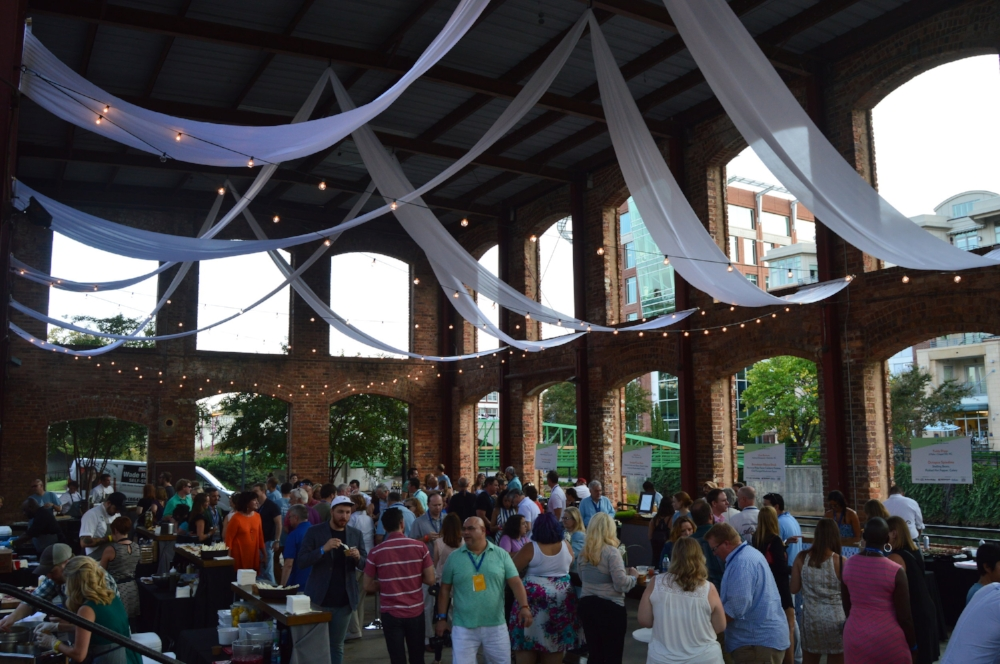 Taste of the South at the Wyche Pavillion