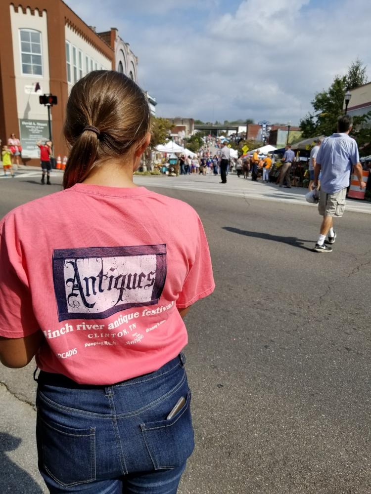 Antiques Festival T-Shirt