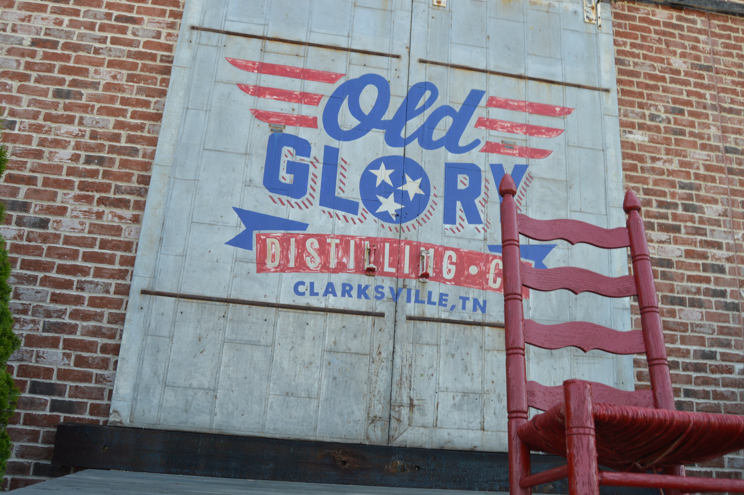 Old Glory Distilling in Clarksville