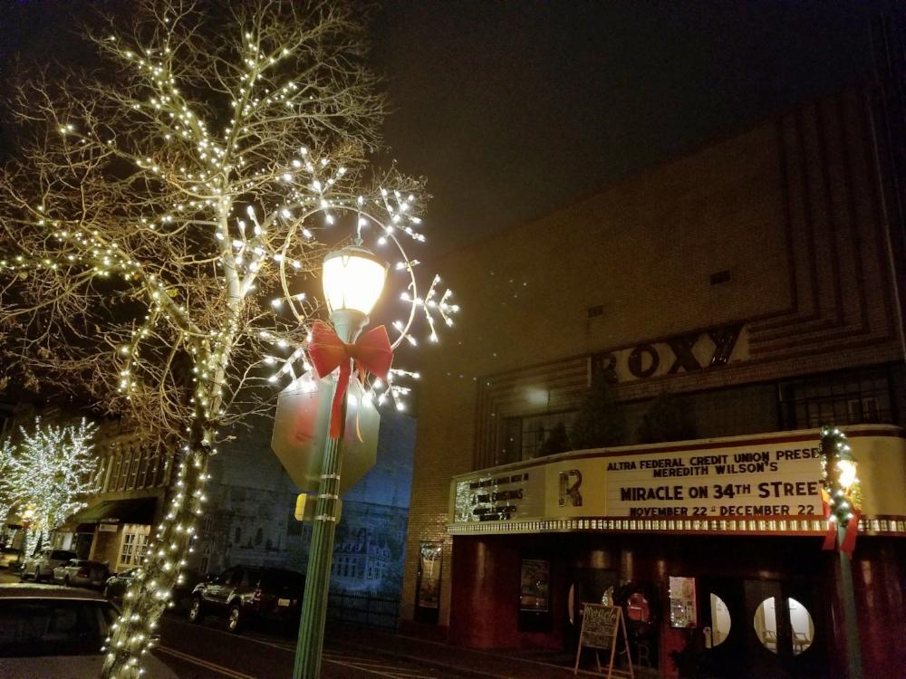 Roxy Regional Theater Clarksville Tennessee