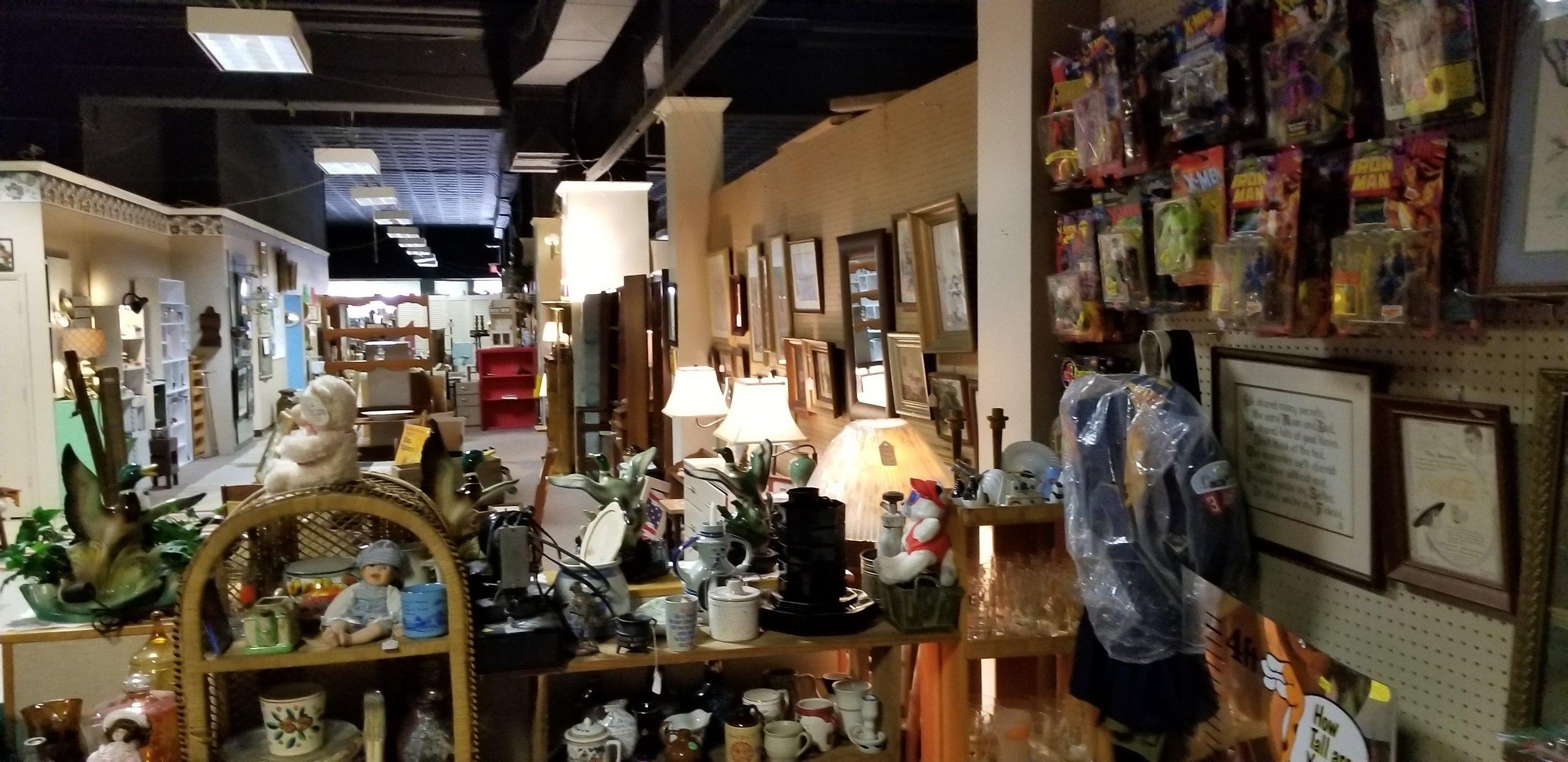 Antique Stores in Bristol