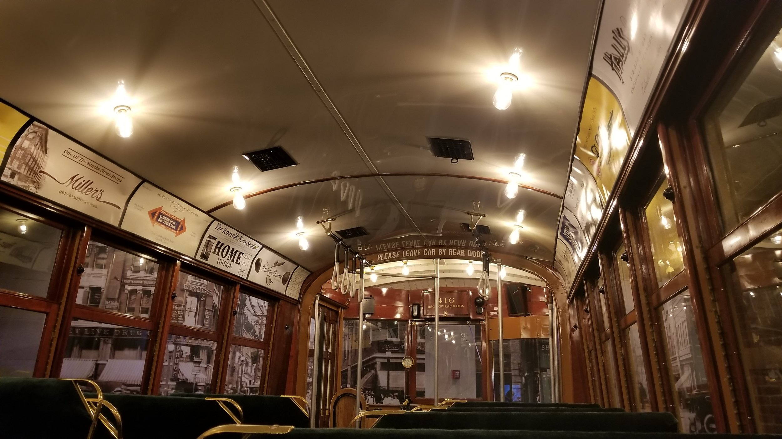 Island Home Streetcar