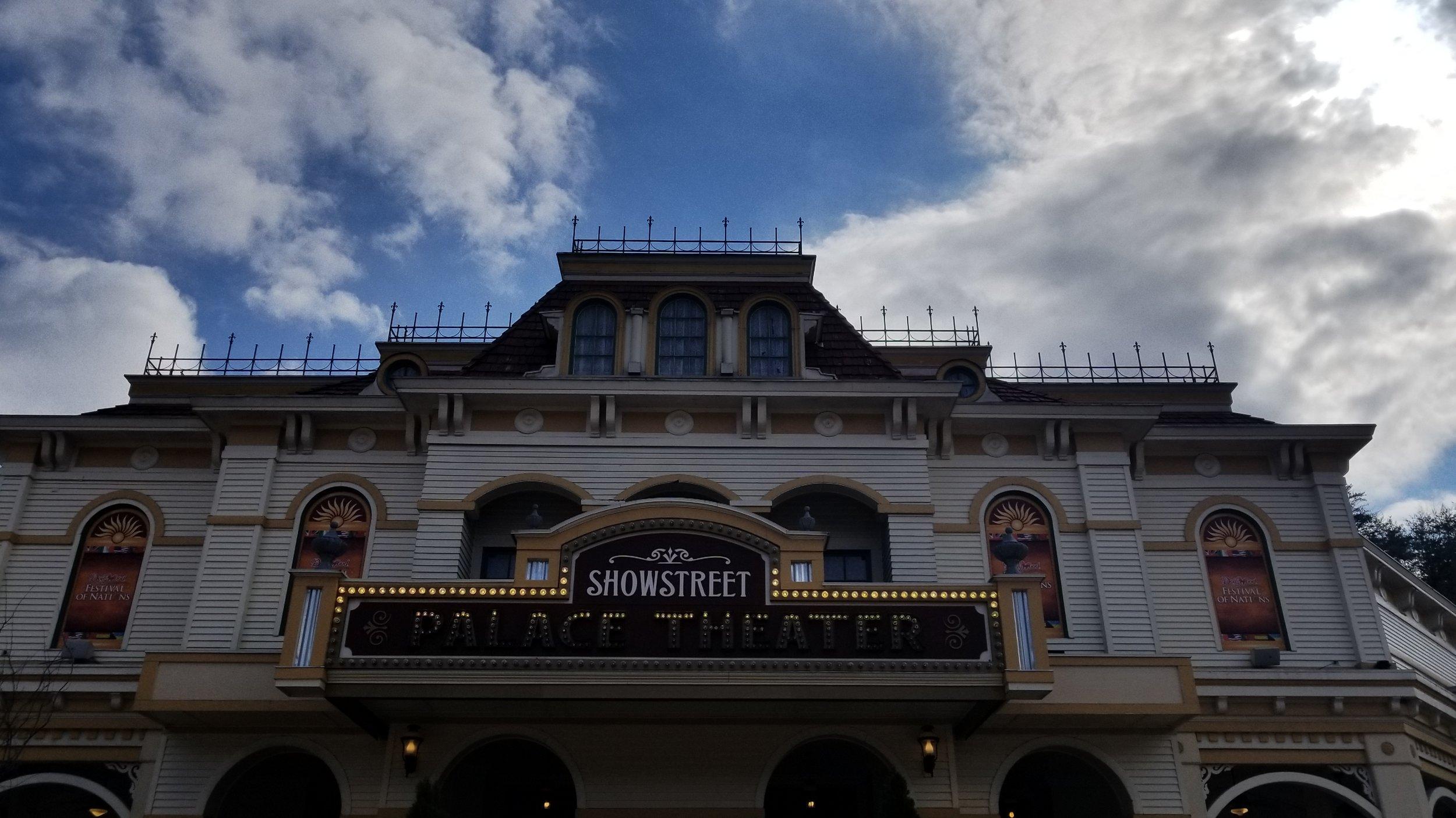 Showstreet Palace