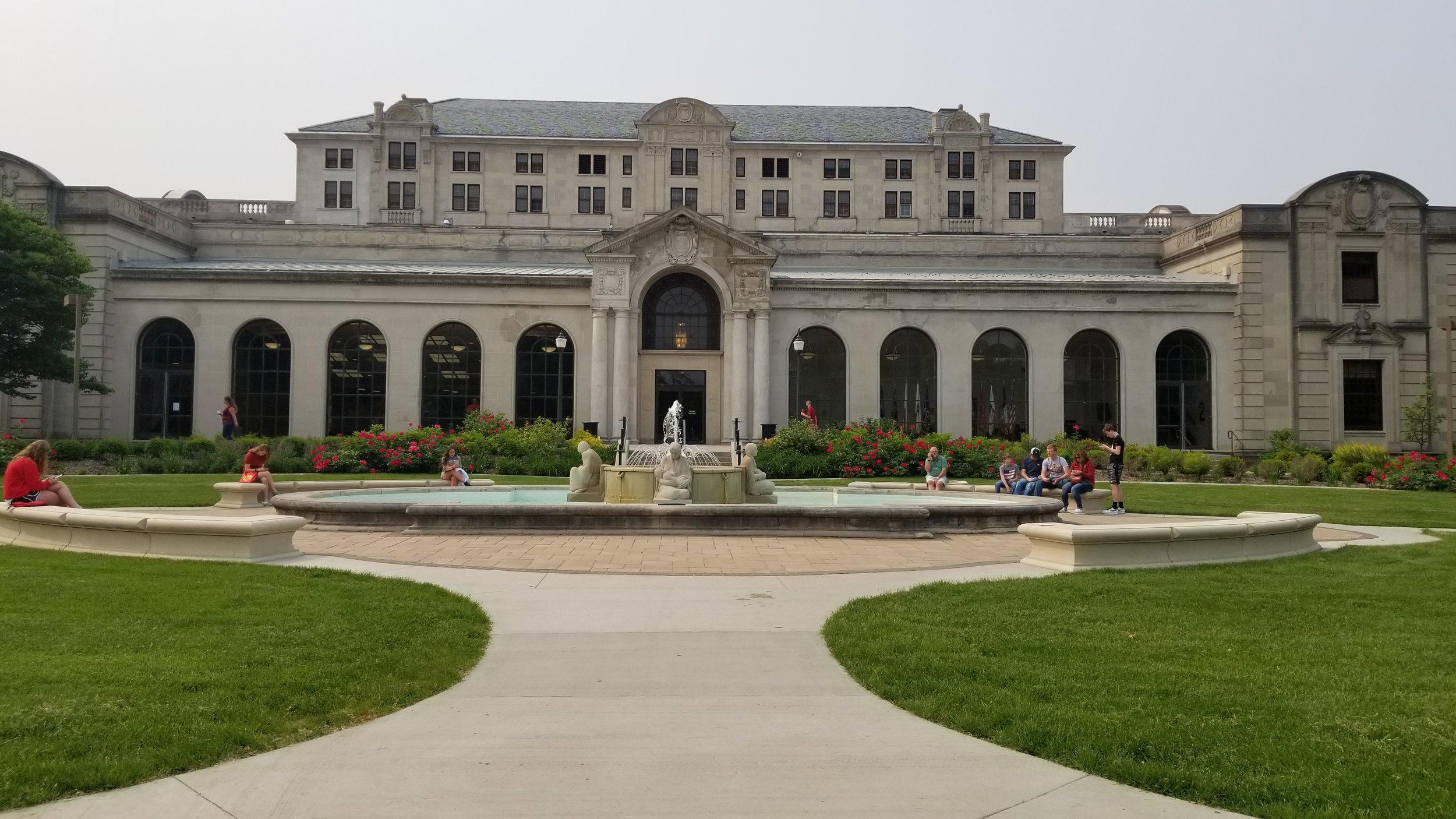 Iowa State Memorial Union