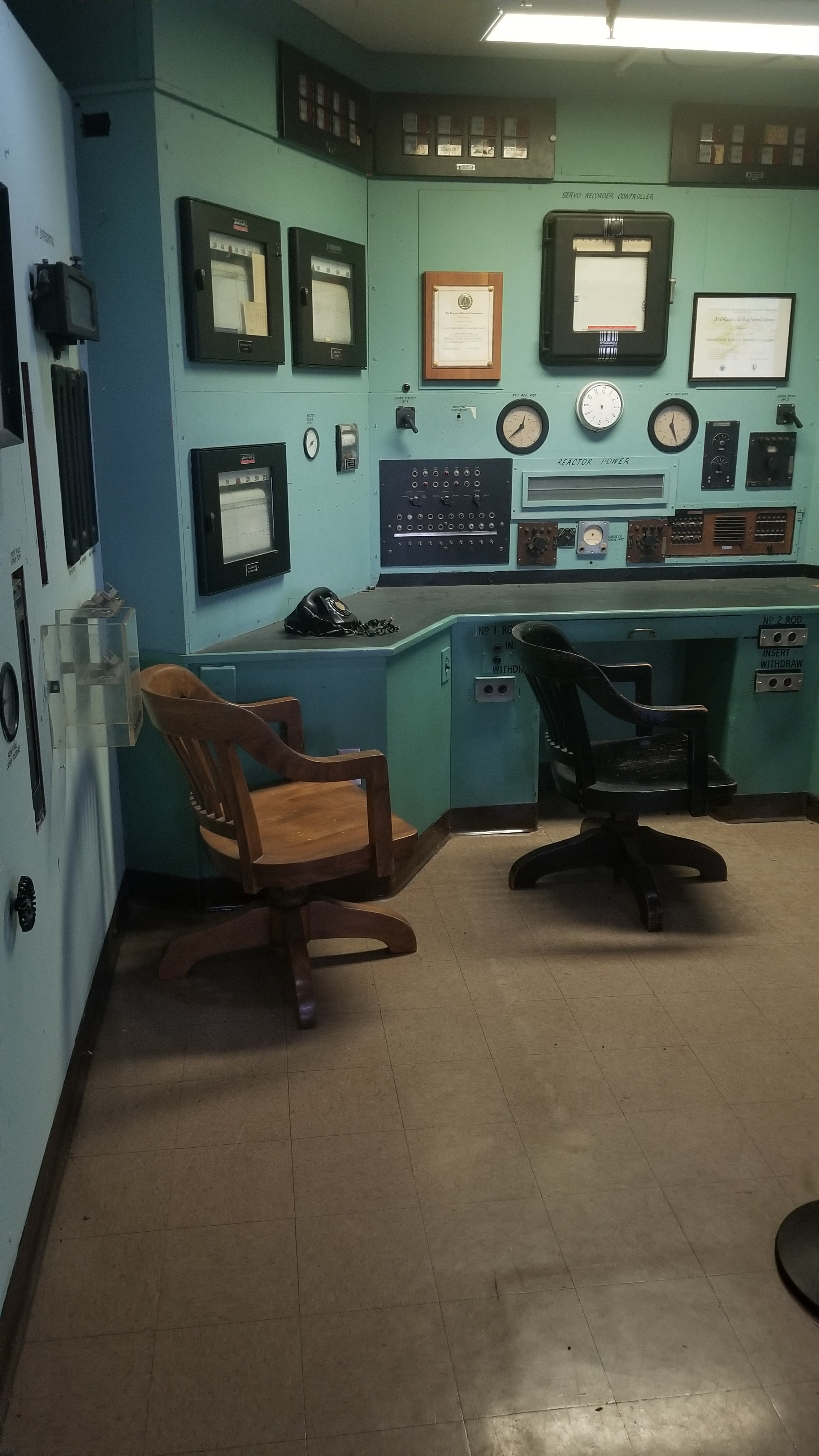 The Graphite Reactor