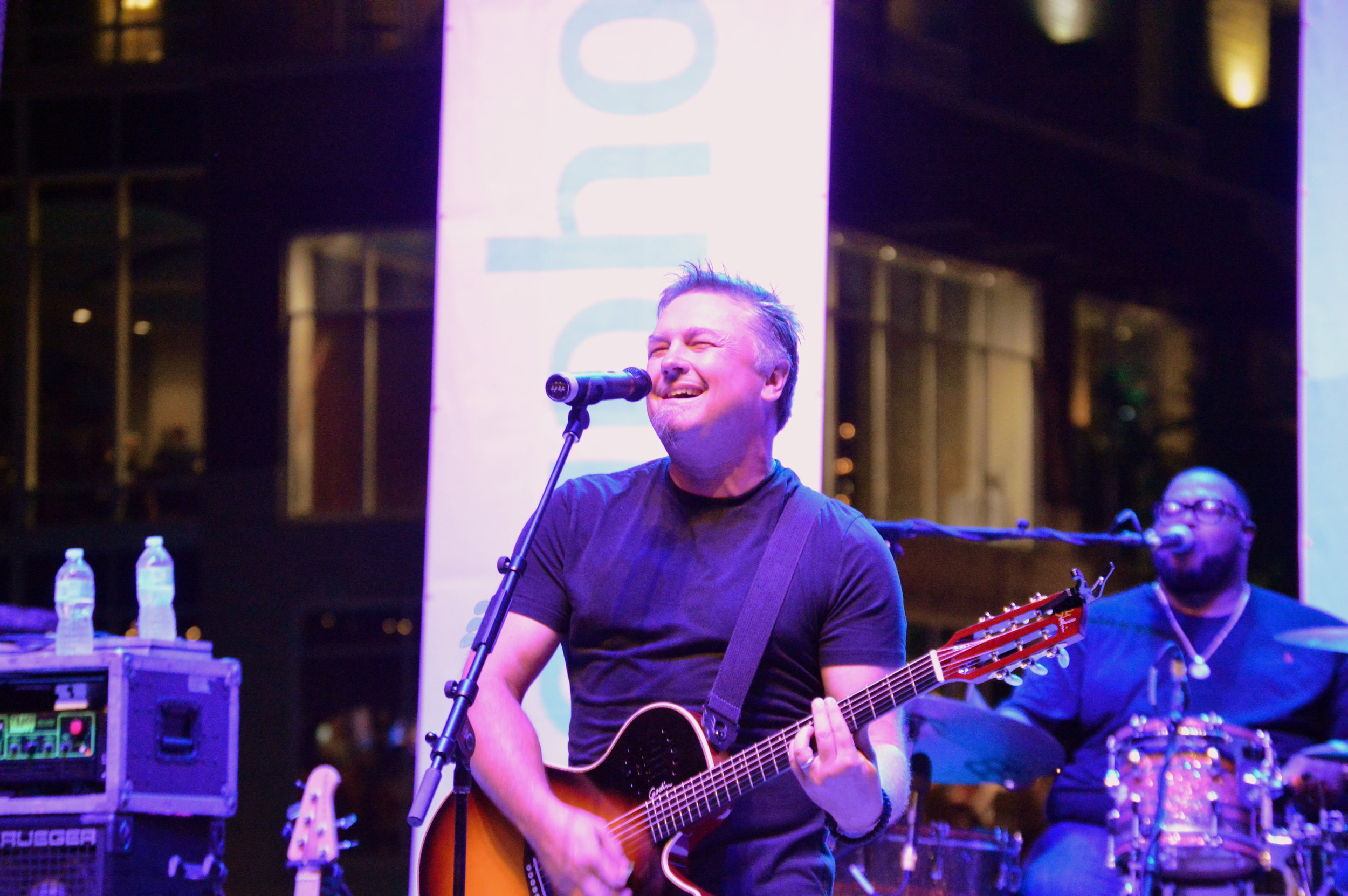 Edwin McCain, a Greenville native is one of the co-founders of Euphoria Greenville.