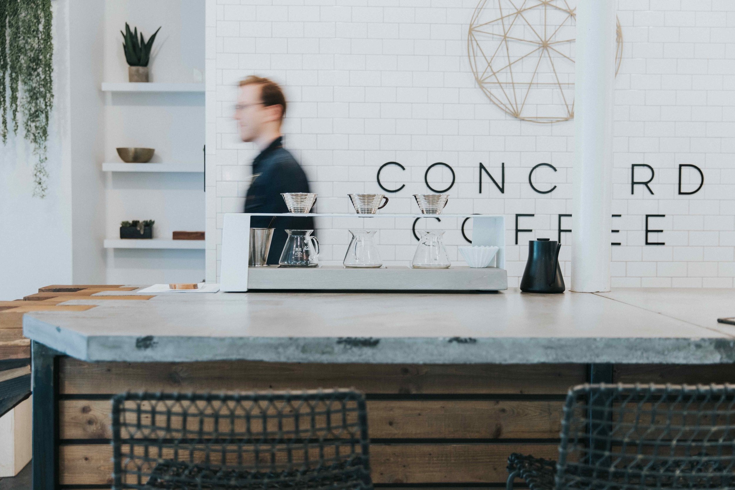 CURRENT + Concord Coffee