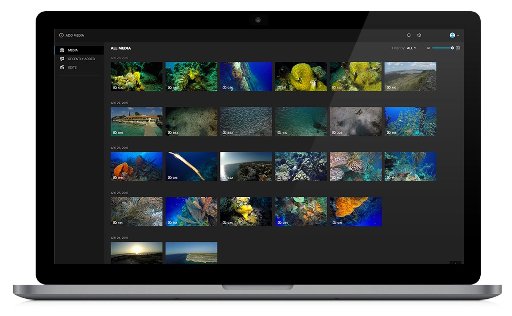 GoPro Desktop App - Media management made easy.