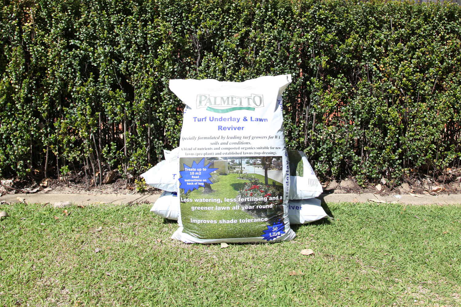 Palmetto Underlay and Lawn reviver