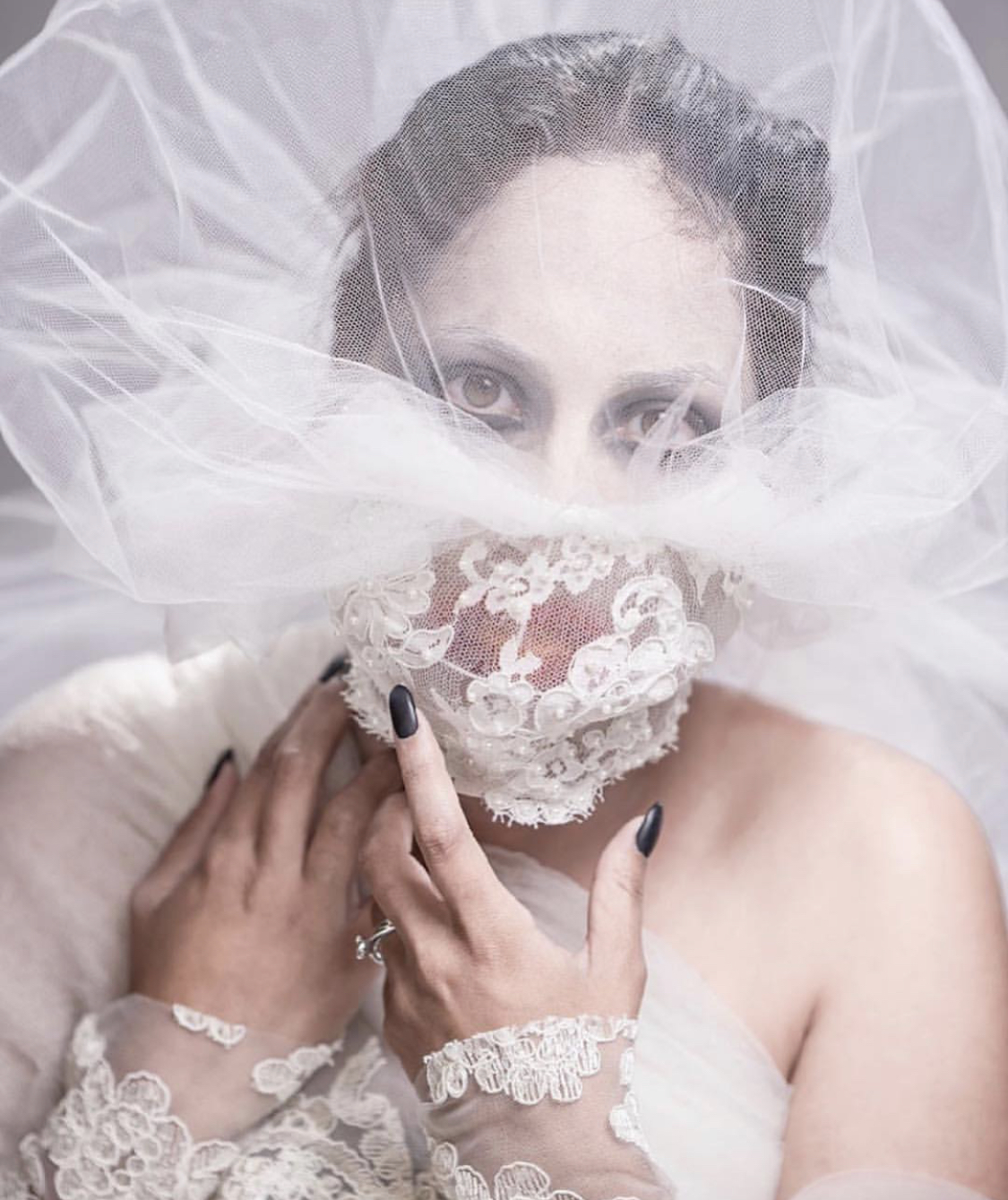 Artistic Editorial Bridal Shoot with Kennewick Team  Photo by: Johnny Mango