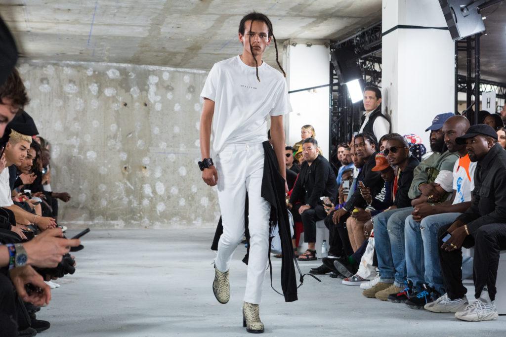 Alyx Paris Fashion Week Show