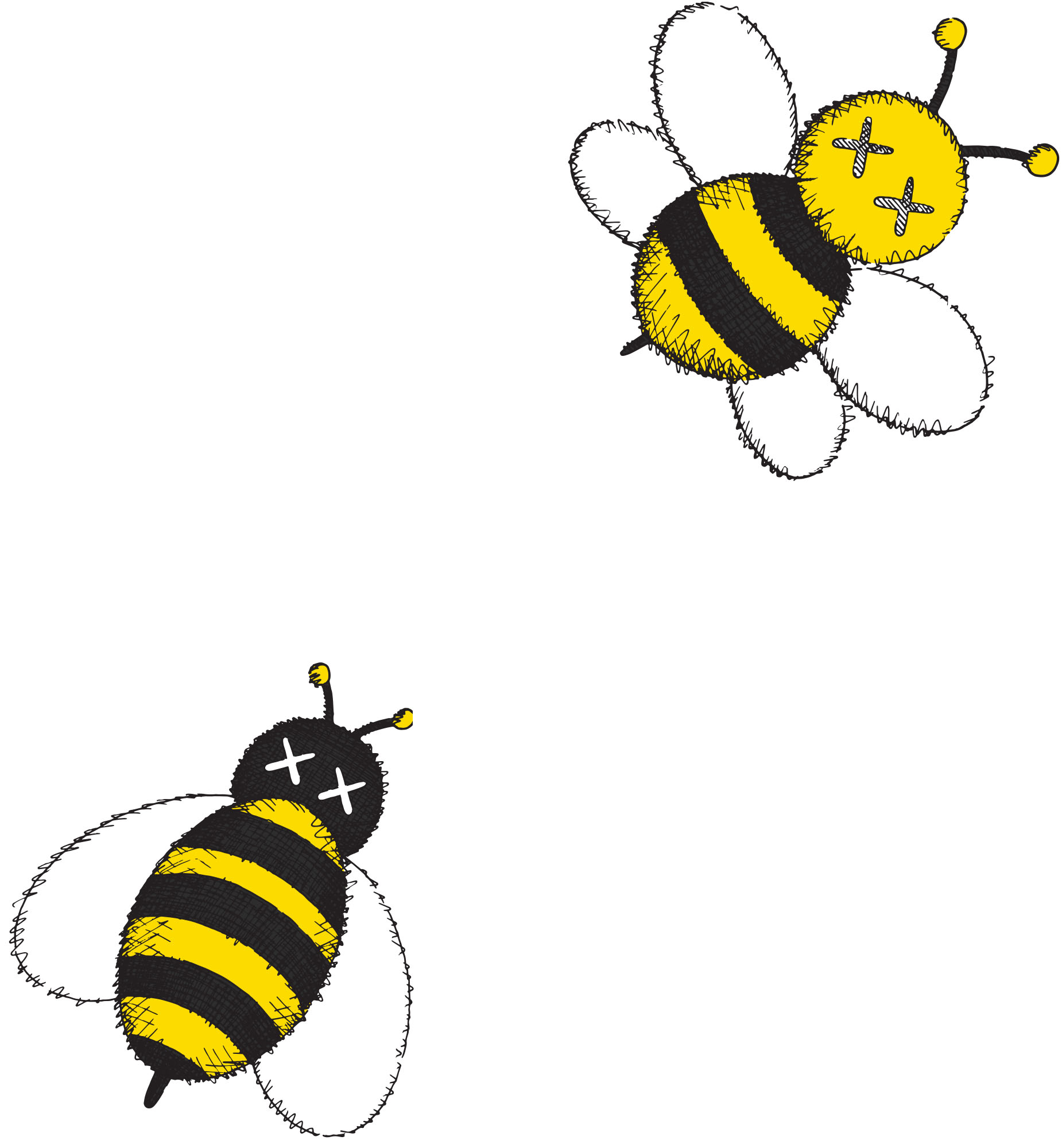 Dior x Kaws Bee