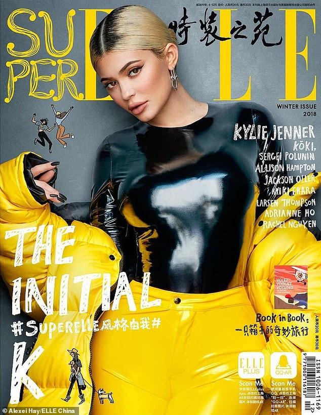Kylie Jenner Wearing Ambush
