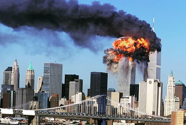 """Never forget, never forgive 🇺🇸🦅🗽9/11 @911memorial I still remember my dad saying """"we're going to war"""" always had a deep respect for the guys who came before and hunted and killed the Taliban/AQ wherever they could find them. From Takur Ghar to Tora Bora. Avenging the deaths of thousands of Americans who were savagely murdered by cowards. Everyone who's fought in the GWOT has shouldered the burden. Crazy to think that 18 year old men at the start are almost 40 now. And that people born that day are now old enough to enlist. Some people don't know that a piece of the WTC was carried over and buried in Afghanistan near the start of the war. To those we've lost along the way gone but not forgotten.  To those who are going downrange good luck and kill as many Jihadist scumbags as you can. 🇺🇸 #september11 #benghazi #worldtradecenter #twintowers #pentagon #911memorial"""