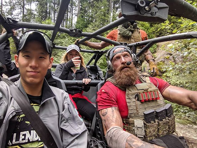 Incase you missed it our second @ghostrecon_us Commercial went live!!!! Directed by @davidmleitch  Stunt coordinator @gregrementer  Fixit @afakasi_nate Visily @marccanonizado Fury @taramacken  Nomad @theicecreamgiant @_kbam_ @emil_daubon @lauracordrey @ptssyndicate @ubisoftredstorm @haleystrategicofficial  #ghostrecon