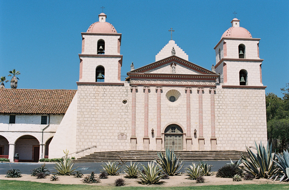 Mission Church Santa Barbara