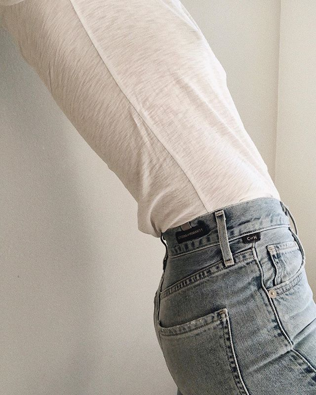 Dreamiest jeans by @citizensofhumanity