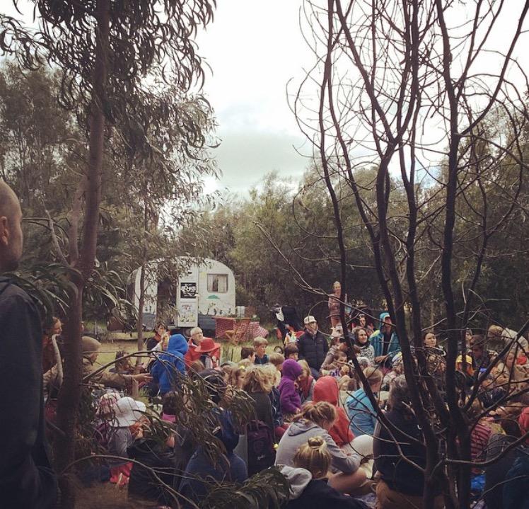 Castlemaine Literary Festival - Barringup