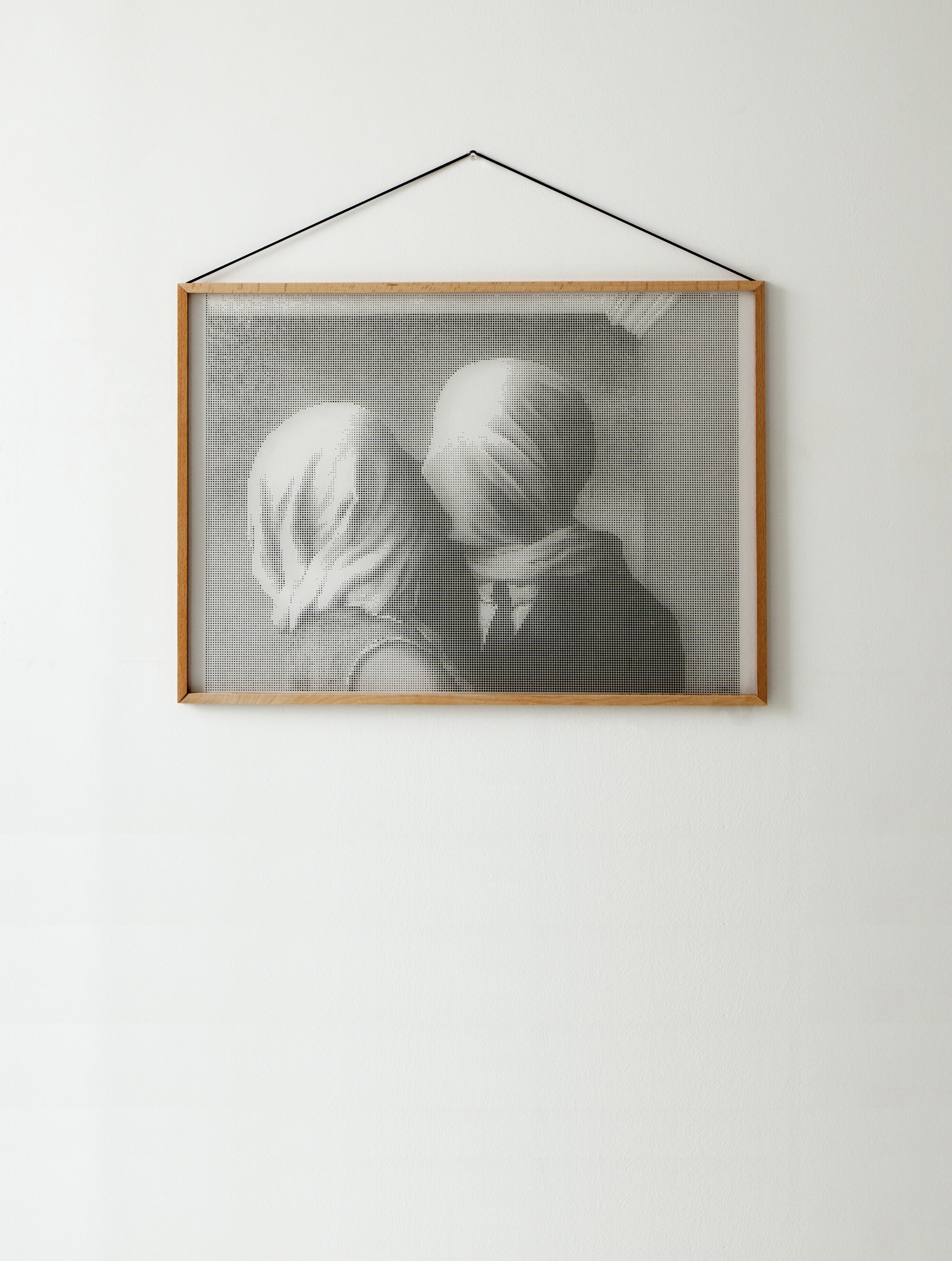 Digitize: The Lovers by René Magritte  Digit#: 34,687  Size: A2