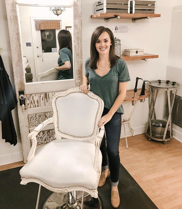 Super excited to finally announce that I've taken a chair and joined two of the greatest stylists I've ever met at @southernrootssalonoffairhope ❤️ Huge thanks to Casey and Jessi for taking me in and making me feel like part of the fam!! It's only been about a week, but this incredibly precious salon already feels like home. I'm so blessed and thankful for Jesus always placing me where I need to be and for friends that have already shown up to support me. I'm so looking forward to each step of this new season 💇🏼‍♀️💇🏻‍♂️ So come see me, and tell your friends to, too!!