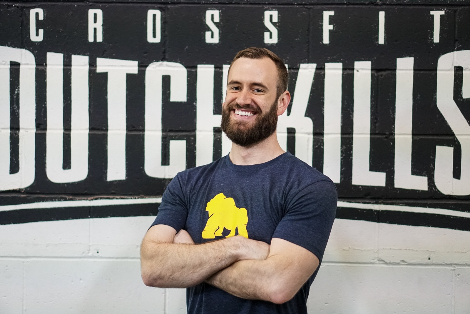 EVIN ROESLE   Hometown: Panama City, Florida   CrossFit Level 1  CrossFitting since 2013 Favorite Movement: Snatch Least Favorite Movement: Sumo Deadlift High Pull