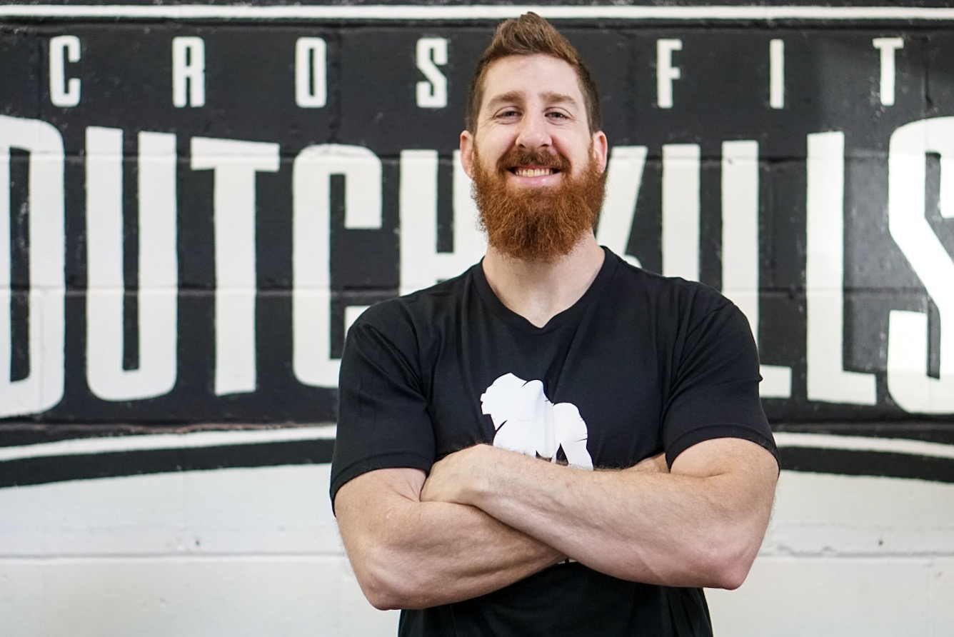 ROBERT GORVETZIAN   Hometown: Jackson Heights, New York  CrossFit Level 2 CrossFit Mobility CrossFit Football CrossFit Competitors  CrossFitting since 2012 Favorite Movement: Clean Least Favorite Movement: Pistol