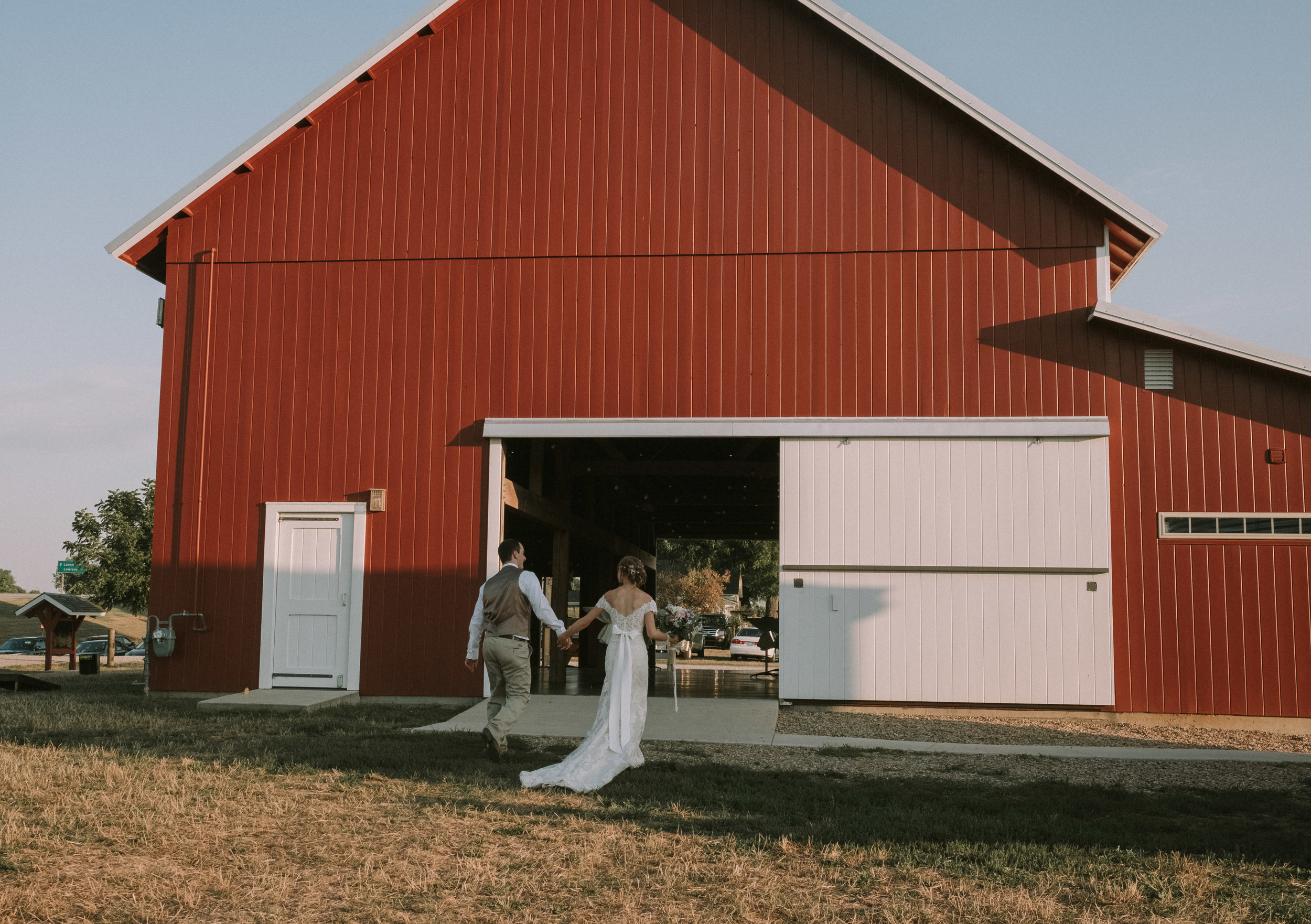 Desoto, Kansas - The Barn at Kill Creek Farm