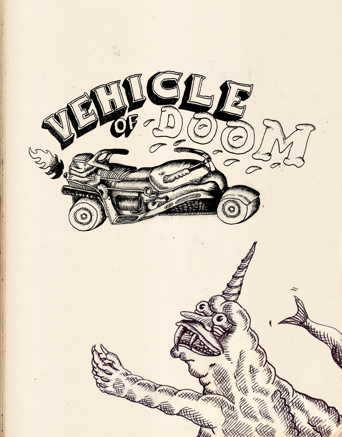 Good Italian Vehicle of Doom.
