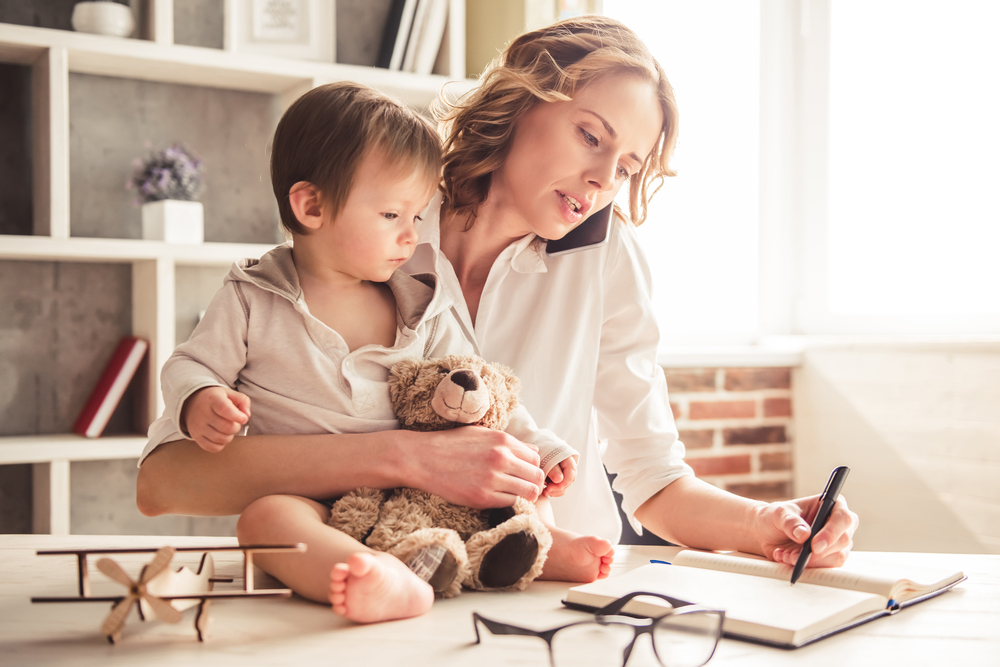 Practical tips for moms that want to go back to work - The Happy Mondays Co